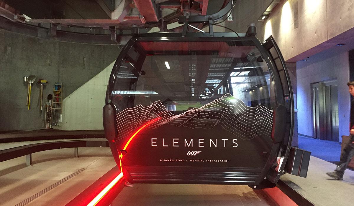 Bergbahnen Sölden |007 Elements Sölden