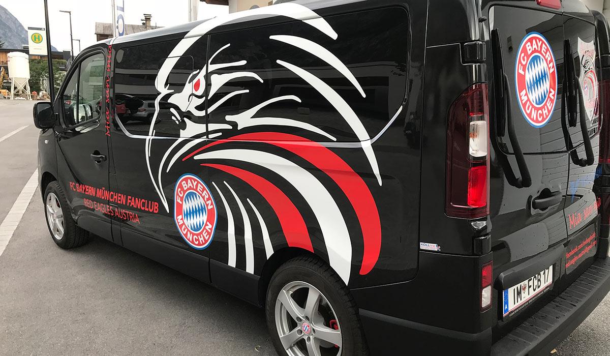 FC Bayern Fanclub Red Eagles