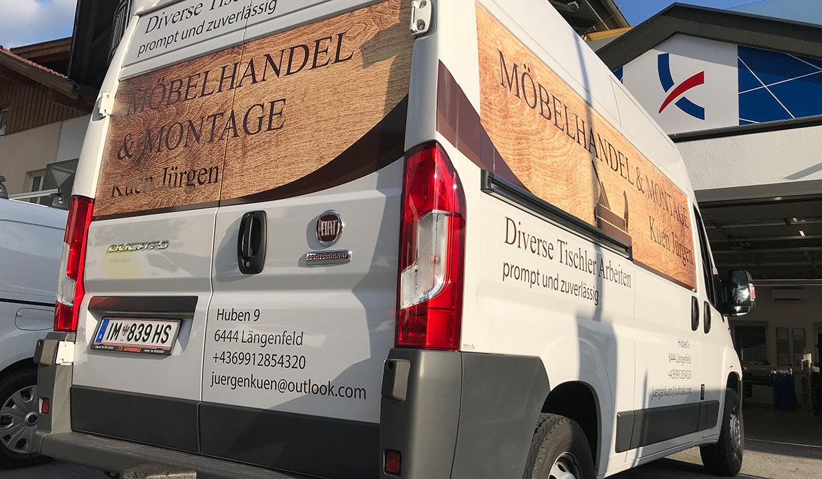 Möbelhandel & Montage Kuen Jürgen