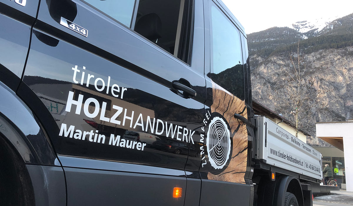 Tiroler Holzhandwerk