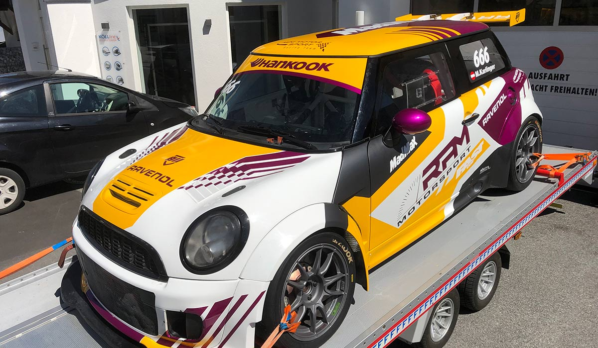 Mini Motorsport Karlinger Markus