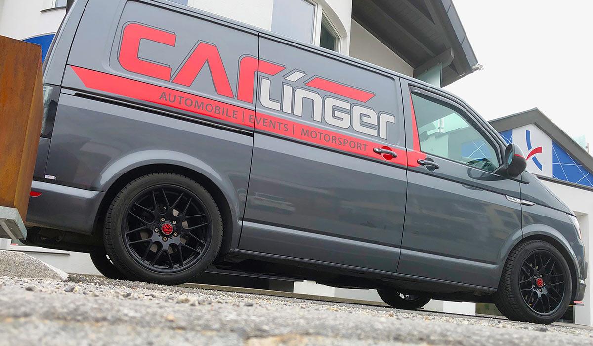 Carlinger Automobile Längenfeld