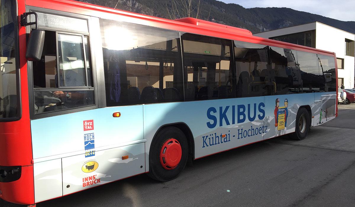 Skibus Kühtai/Hochoetz