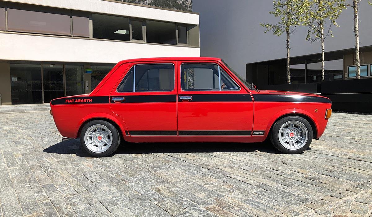 Fiat Abarth Designbeklebung
