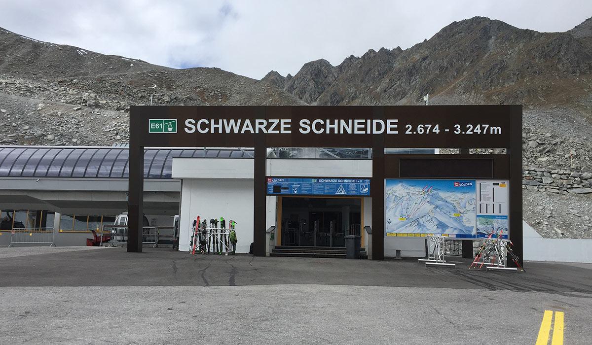 Bergbahnen Sölden