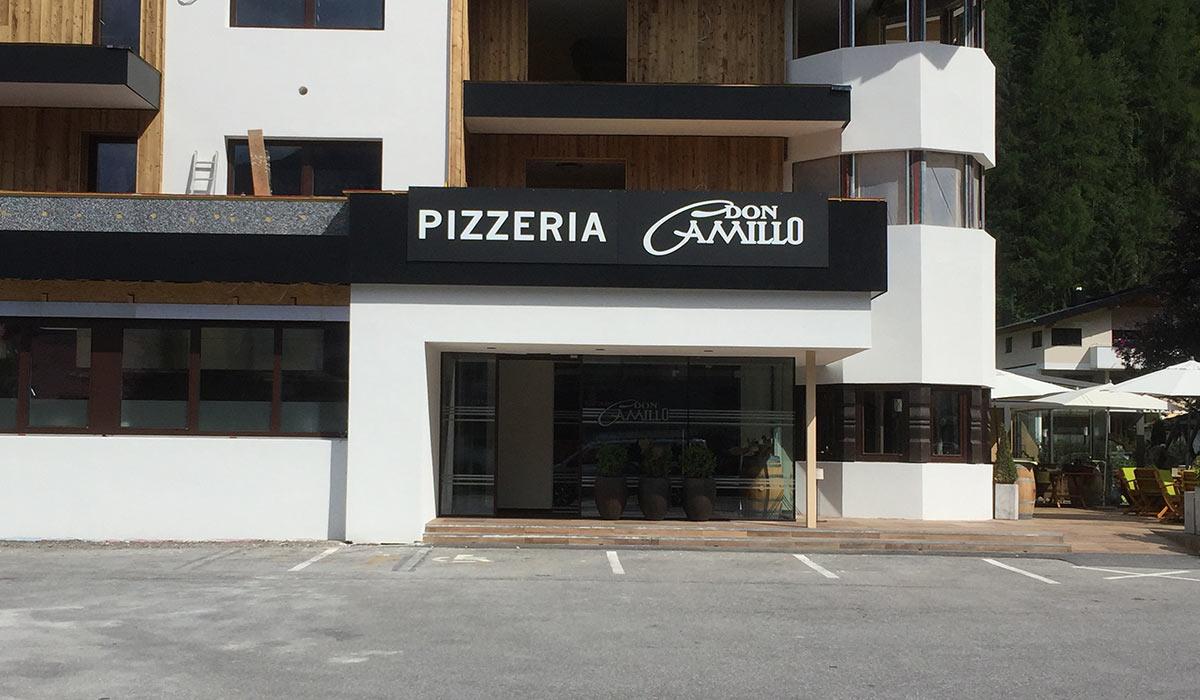 Pizzeria Don Camillo Längenfeld