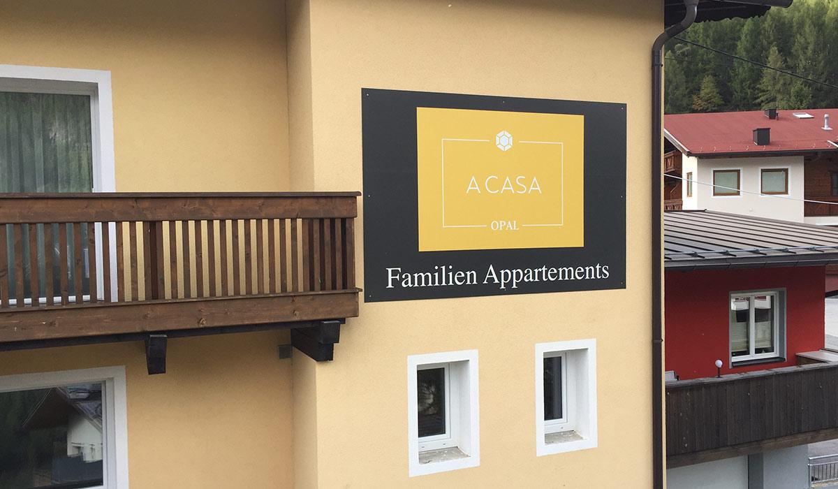A Casa Appartements