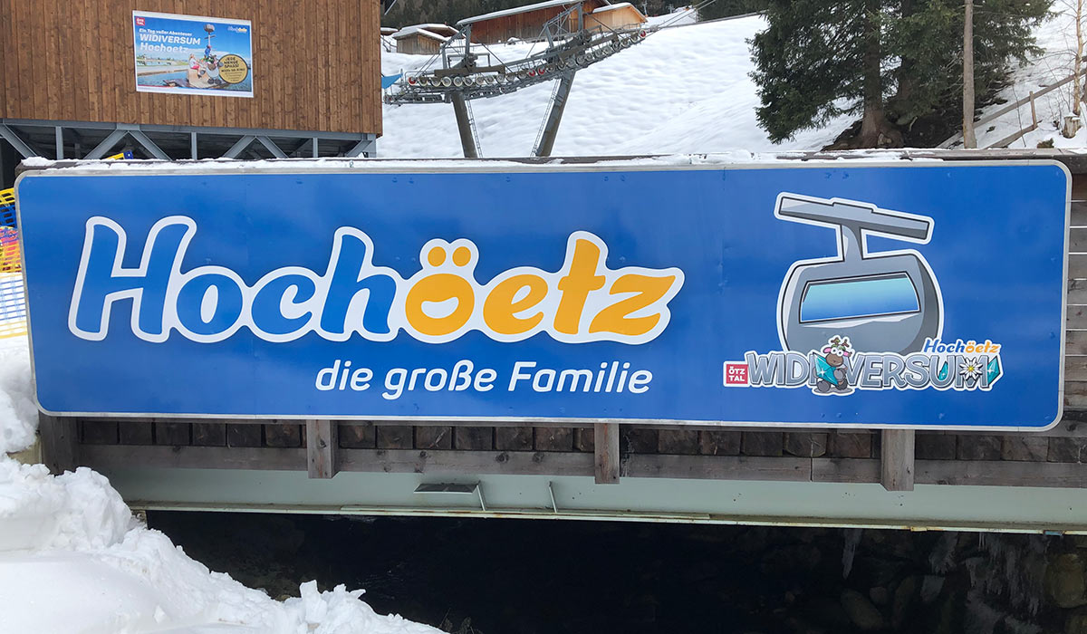 Bergbahnen Hochoetz