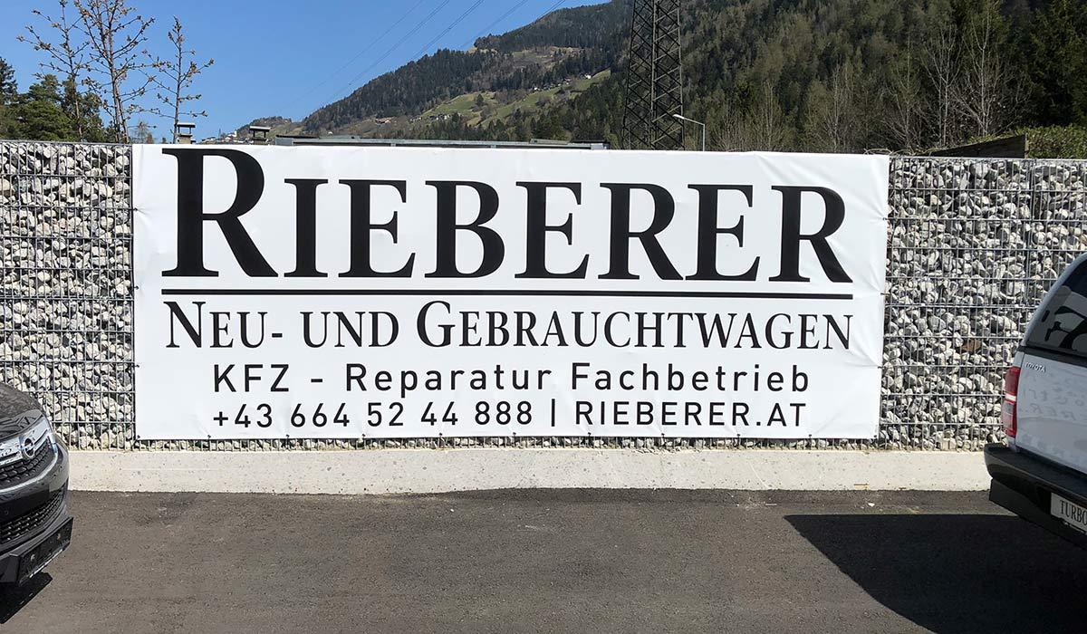 Rieberer Ötztal Bahnhof