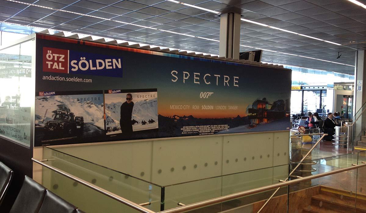 Bergbahnen Sölden 007 Elements Flughafen Innsbruck
